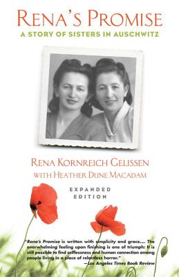 Rena's Promise: A Story of Sisters in Auschwitz cover