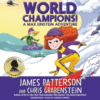 World Champions! a Max Einstein Adventure cover