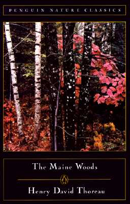 The Maine Woods (Classic, Nature, Penguin) Cover Image