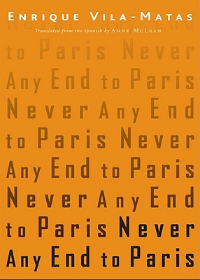 Never Any End to Paris Cover