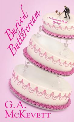 Buried In Buttercream (A Savannah Reid Mystery #17) Cover Image