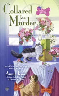 Collared for Murder (A Pet Boutique Mystery #2) Cover Image