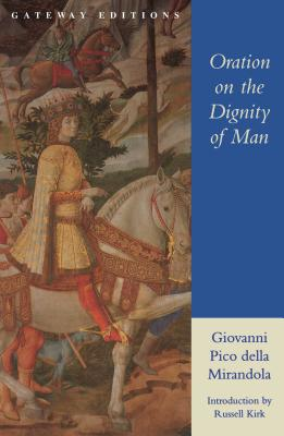 Oration on the Dignity of Man Cover Image