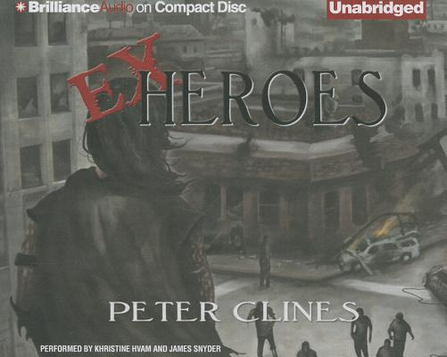 Ex-Heroes Cover Image
