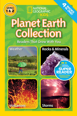 National Geographic Readers: Planet Earth Collection: Readers That Grow With You Cover Image