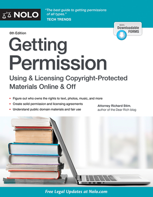 Cover for Getting Permission