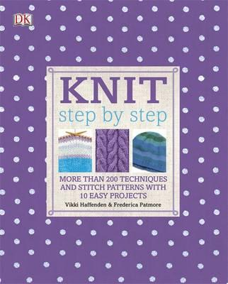 Knit Step by Step Cover Image