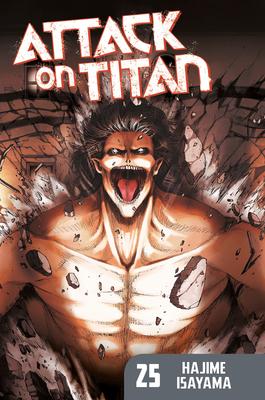 Attack on Titan 25 Cover Image