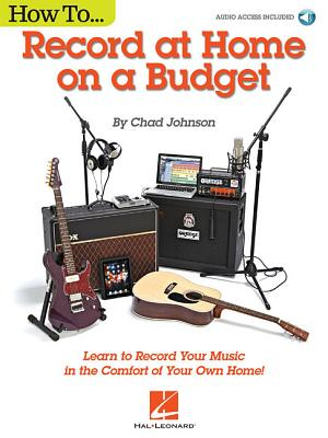 How to Record at Home on a Budget Cover Image