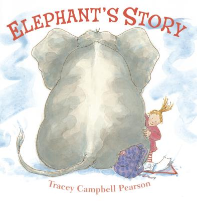 Elephant's Story: A Picture Book Cover Image