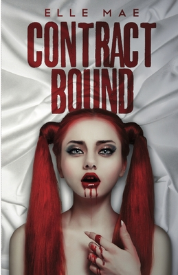 Contract Bound: A Lesbian Vampire Romance Cover Image