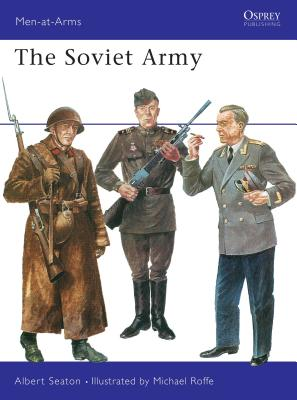 The Soviet Army Cover