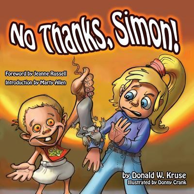 No Thanks, Simon! Cover Image