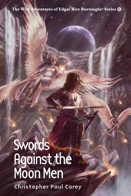 Cover for Swords Against the Moon Men