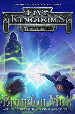Cover for Time Jumpers (Five Kingdoms #5)
