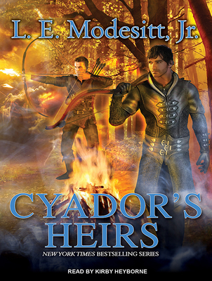 Cyador's Heirs (Saga of Recluce #17) Cover Image