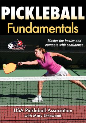 Pickleball Fundamentals (Sports Fundamentals) Cover Image