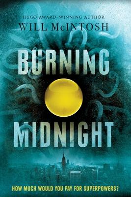 Burning Midnight Cover