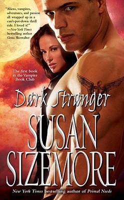 Dark Stranger Cover