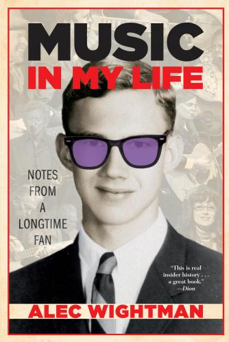 Music in My Life: Notes From a Longtime Fan Cover Image