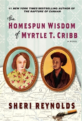 The Homespun Wisdom of Myrtle T. Cribb Cover