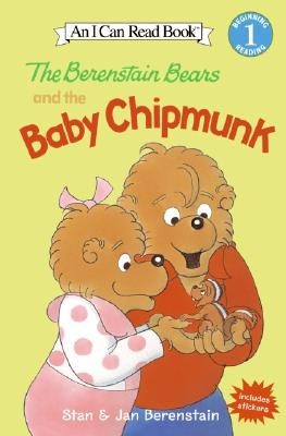 The Berenstain Bears and the Baby Chipmunk Cover