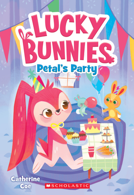 Petal's Party (Lucky Bunnies #2) Cover Image