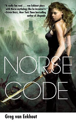 Norse Code Cover
