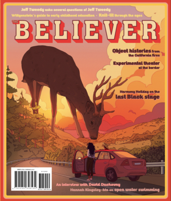 The Believer, Issue 136: Summer Issue 2021 Cover Image