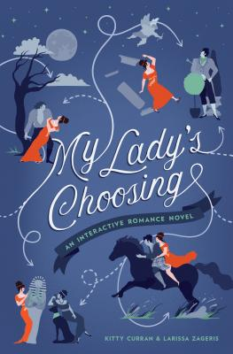 My Lady's Choosing: An Interactive Romance Novel Cover Image