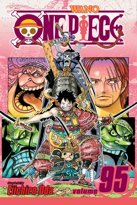 One Piece, Vol. 95 Cover Image