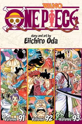 One Piece (Omnibus Edition), Vol. 31: Includes vols. 91, 92 & 93 Cover Image