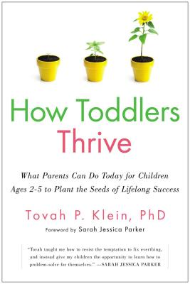 How Toddlers Thrive Cover