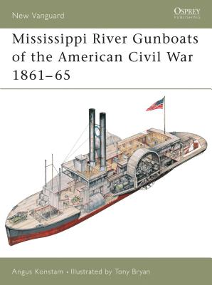 Mississippi River Gunboats of the American Civil War 1861-65 Cover