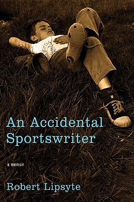 An Accidental Sportswriter Cover