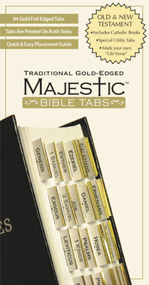 Majestic Traditional Gold-Edged Tabs Cover Image