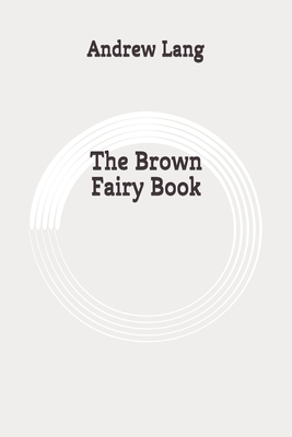 The Brown Fairy Book: Originla Cover Image