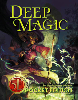 Deep Magic Pocket Edition for 5th Edition Cover Image