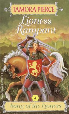 Cover for Lioness Rampant