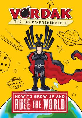 How to Grow Up and Rule the World Cover