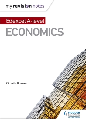 My Revision Notes: Edexcel a Level Economics Cover Image