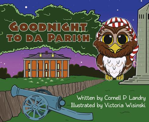 Goodnight to Da Parish Cover Image