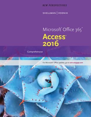 New Perspectives Microsoft Office 365 & Access 2016: Comprehensive Cover Image