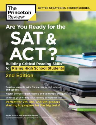 Are You Readyfor the SAT & ACT?, 2nd Edition cover image