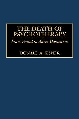 Cover for The Death of Psychotherapy