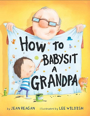 How to Babysit a Grandpa Cover