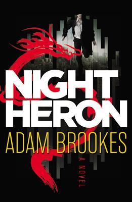 Cover for Night Heron Lib/E