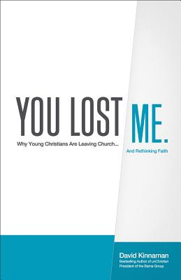 Cover for You Lost Me