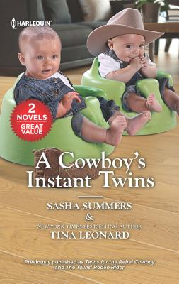 A Cowboy's Instant Twins Cover Image