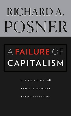 A Failure of Capitalism Cover